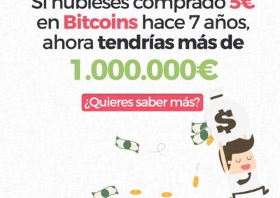 Contenido para fanpage de bitcoin