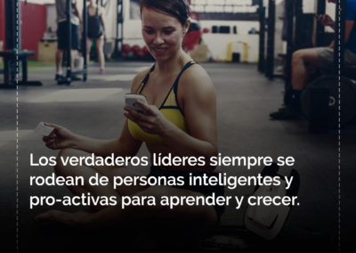 Contenido para fanpage de fitness