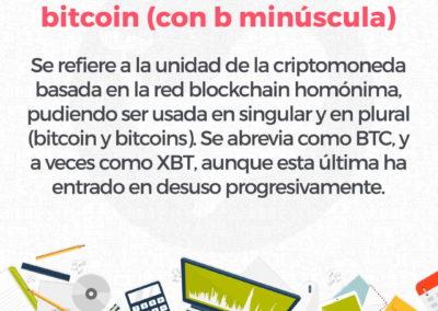 Contenido para fanpage de bitcoins