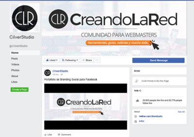 Branding Social Fanpage de SEO