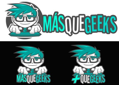 masquegeeks logo